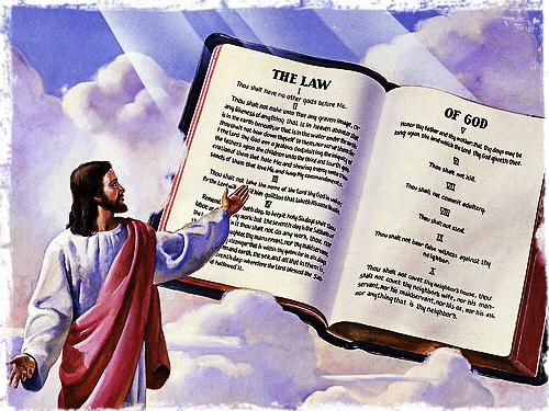 Resultado de imagem para A Lei de Deus foi mesmo abolida no Novo Testamento?
